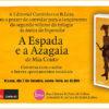 """Lançamento do livro """"A Espada e a Azagaia"""", de Mia Couto"""
